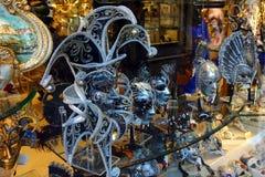 Loja dos souvernirs de Veneza Imagem de Stock Royalty Free