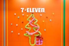 loja 7-Eleven Fotografia de Stock Royalty Free