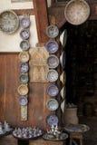 Loja em Fez Marocco Fotos de Stock Royalty Free