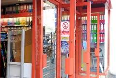 Loja estacionária Fotos de Stock