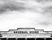 Loja geral Foto de Stock