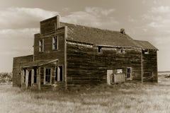 Loja geral abandonada velha Imagem de Stock Royalty Free