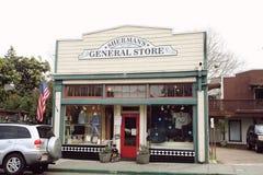 A loja geral de Sherman em Fairfax Fotografia de Stock Royalty Free