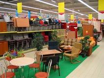Loja interior Fotografia de Stock Royalty Free