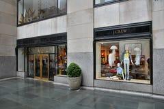 Loja New York da forma Fotografia de Stock