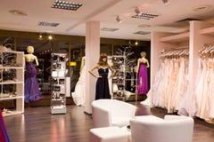 A loja nupcial. Imagens de Stock Royalty Free