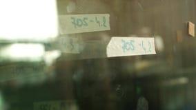A loja para a produção e a fabricação de janelas do PVC, janelas dobro-vitrificadas pré-feitos está na loja para filme