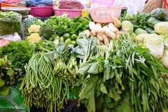 loja vegatable Fotografia de Stock