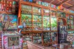 A loja velha Fotografia de Stock Royalty Free