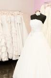 Loja Wedding imagens de stock