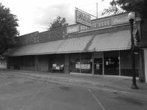 Lojas abandonadas Imagens de Stock Royalty Free