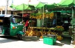 Lojas da banana Foto de Stock Royalty Free