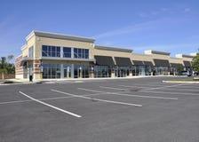 Lojas de compra Imagem de Stock