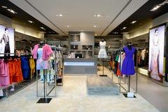 Lojas em Marina Bay Sands Fotos de Stock Royalty Free