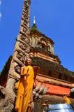 Lok Molee Temple imagen de archivo libre de regalías