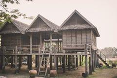 Lokaal huis Stock Foto