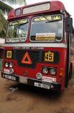 Lokal buss Arkivbilder