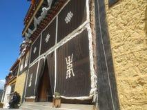 Lokal byggnad royaltyfri foto