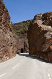 lokal för daluisfrance klyftor Arkivfoto