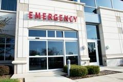 lokal för läkarundersökning för sjukhus för hälsa för hjälpmedelomsorgsnödläge Royaltyfri Fotografi