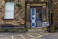 Lokal Wyborczy Obraz Stock