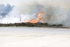 Lokale brand Stock Afbeeldingen