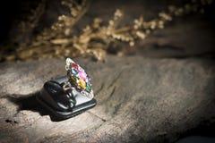 Lokale juwelen Royalty-vrije Stock Foto's