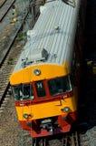 Lokale trein stock afbeeldingen