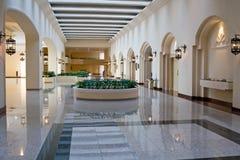 lokaler för konferenshotelllyx Arkivbilder