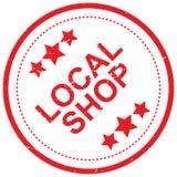 Lokaler Shop stock abbildung