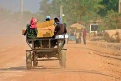 Lokaler Transport Stockfoto