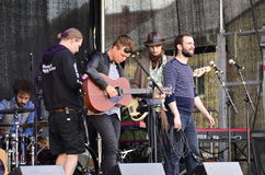 Lokales Band Lizenzfreie Stockfotos
