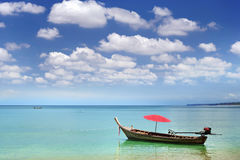 Lokales Boot in Thailand Stockfoto