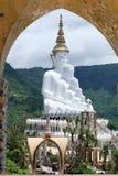 Lokales Dorf in Thailand Lizenzfreies Stockbild