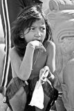 Khmer-Mädchen Lizenzfreie Stockfotos