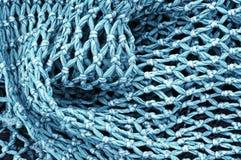 Lokalisiert auf blauem Hintergrund Stockfotografie