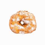 Lokalisiert ringsum Donut Lizenzfreies Stockbild