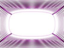 Lokalisierte 3d übertragen auf schwarzem Hintergrund Stockbild
