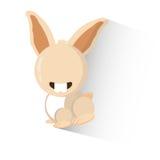 Lokalisierte Ikone der Farm der Tiere des Kaninchens Stockfotos