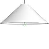 Lokalisierte Lampe, 3D Stockbild