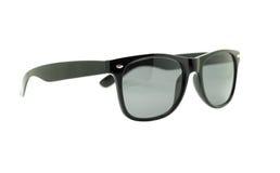 Lokalisierte Sonnenbrillen auf einem Weiß Lizenzfreies Stockfoto