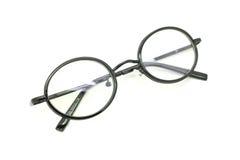 Lokalisierte Sonnenbrillen auf einem Weiß Stockfoto