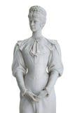 Lokalisierte Statue der Kaiserin Elisabeth II von Österreich in Korfu an Stockfotografie