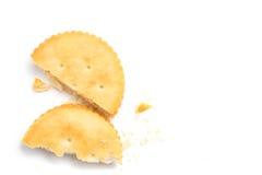 Lokalisierter Cracker Stockfotos