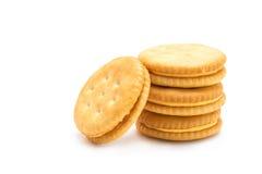 Lokalisierter Cracker Lizenzfreie Stockfotografie