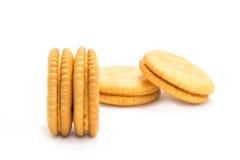 Lokalisierter Cracker Lizenzfreies Stockfoto