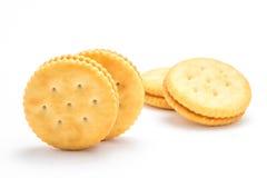 Lokalisierter Cracker Lizenzfreies Stockbild