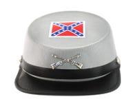 Lokalisierter verbündeter Hut stockbild