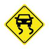 lokalisiertes Ikonendesign des Verkehrszeichens Lizenzfreie Stockbilder