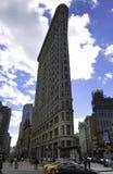 Flatiron budynek lub Pełny budynek () Fotografia Royalty Free